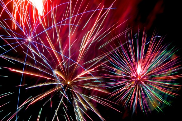 New year celebration!